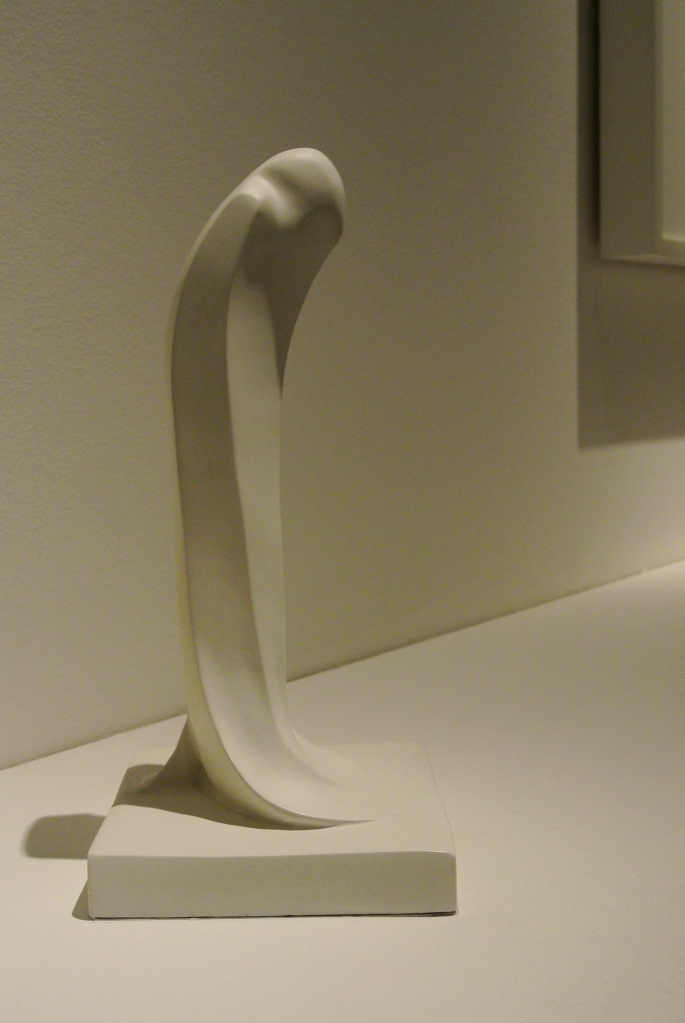 Abstraction by Georgia O'Keeffe