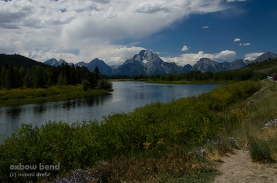Oxbow Bend, Teton NP, Wyoming