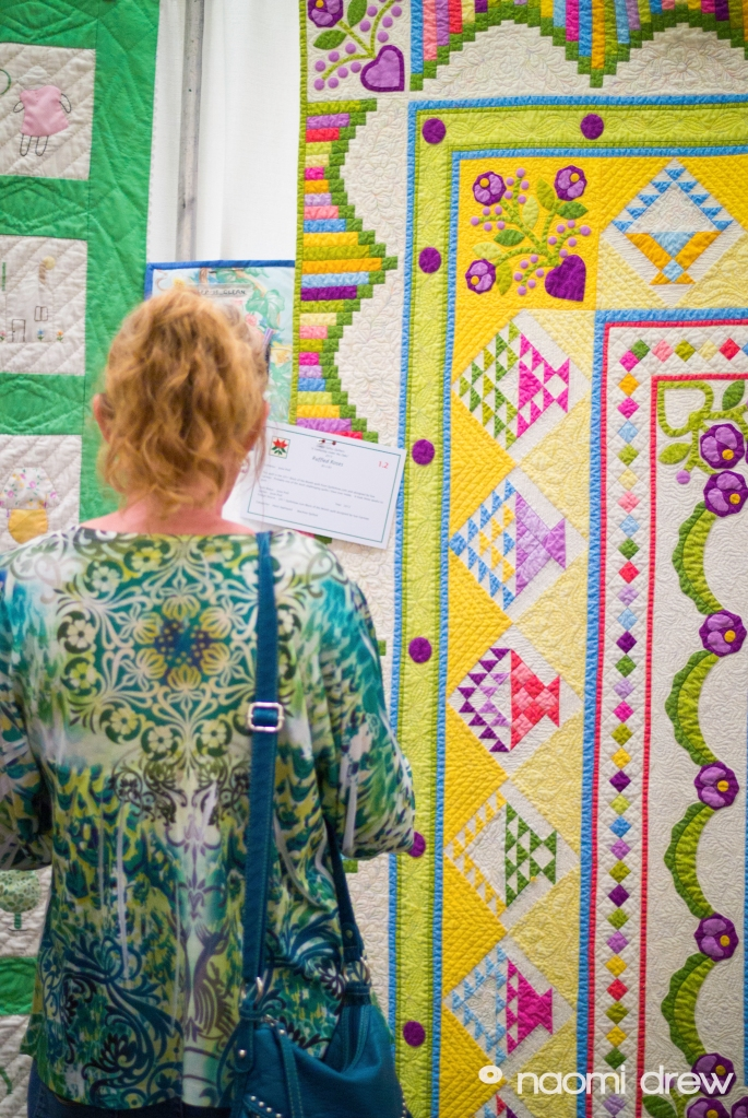 Conejo Valley Quilters Show, 2013