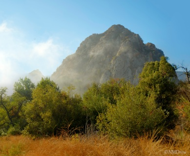 Misty Mountain Pano 2