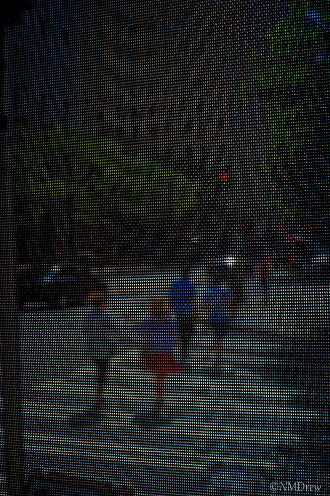 Through the Coffee Shop Window