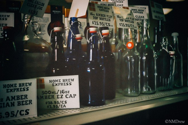 The Geek in the Brew Shop