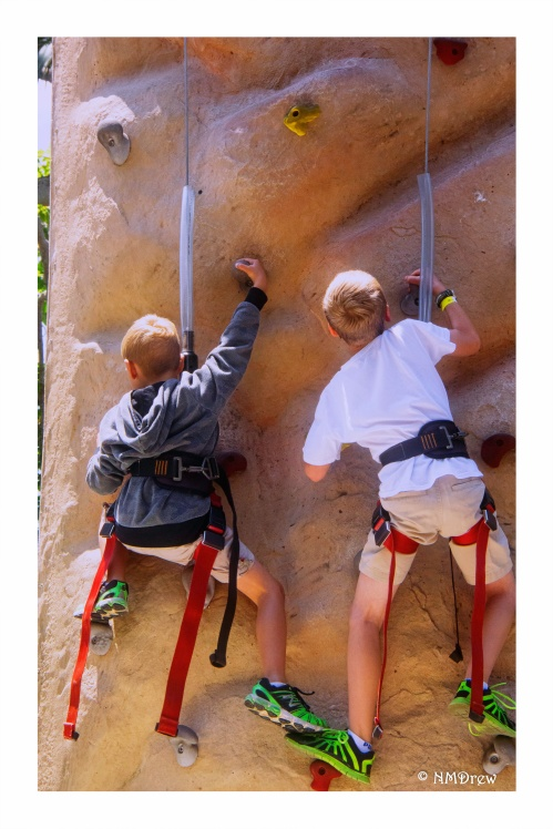 Young Climbers
