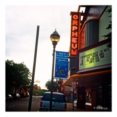 Orpheum Theatre in Flagstaff