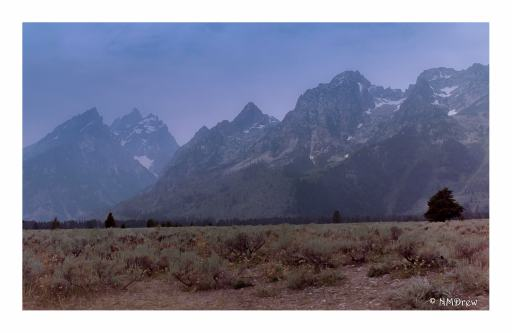 The Grand Tetons 2